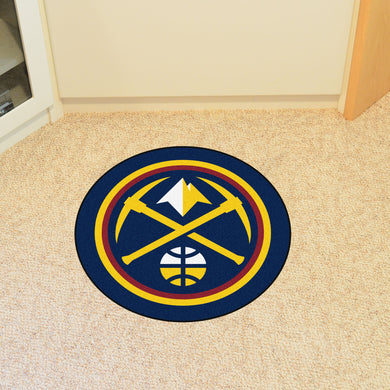 Denver Nuggets Mascot Rug - 30