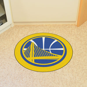 "Golden State Warriors Mascot Rug - 30""x40"""