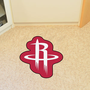 "Houston Rockets Mascot Rug - 30""x40"""