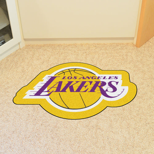 Los Angeles Lakers Mascot Rug - 30