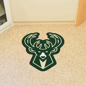 "Milwaukee Bucks Mascot Rug - 30""x40"""