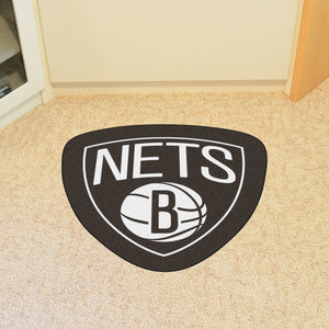 "Brooklyn Nets Mascot Rug - 30""x40"""