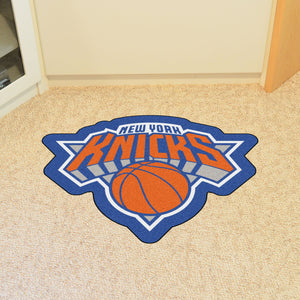 "New York Knicks Mascot Rug - 30""x40"""