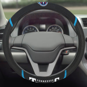 Tennessee Titans Color Steering Wheel Cover
