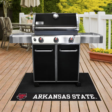 Arkansas State Red Wolves Grill Mat 26