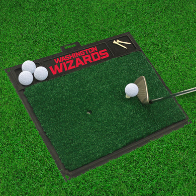 Washington Wizards Golf Hitting Mat 20
