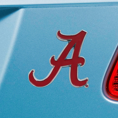 Alabama Crimson Tide  Color Emblem
