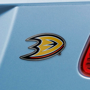 Anaheim Ducks Color Auto Emblem