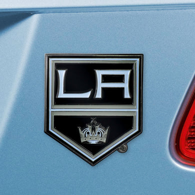 Los Angeles Kings Color Auto Emblem