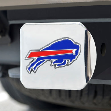 Buffalo Bills Color Chrome Hitch Cover