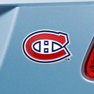 Montreal Canadiens Color Auto Emblem