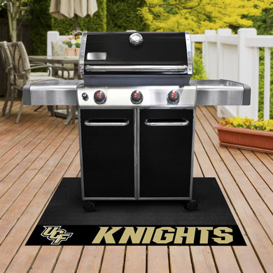 Central Florida Golden Knights Grill Mat 26