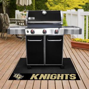 "Central Florida Golden Knights Grill Mat 26""x42"""