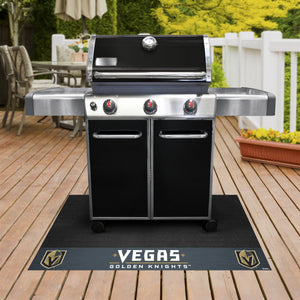 "Vegas Golden Knights Grill Mat 26""x42"""