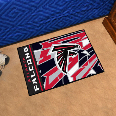 Atlanta Falcons Quick Snap Starter Rug - 19