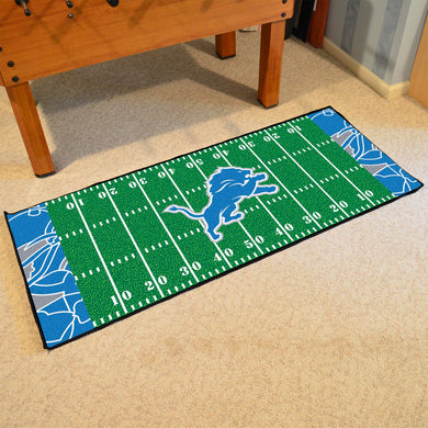 Detroit Lions Quick Snap Runner 30