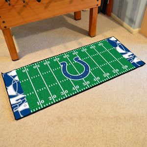 "Indianapolis Colts Quick Snap Runner 30""x72"""
