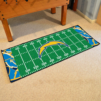 Los Angeles Chargers Quick Snap Runner 30