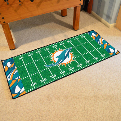 Miami Dolphins Quick Snap Runner 30