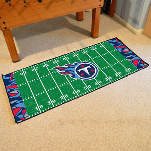 "Tennessee Titans Quick Snap Runner 30""x72"""