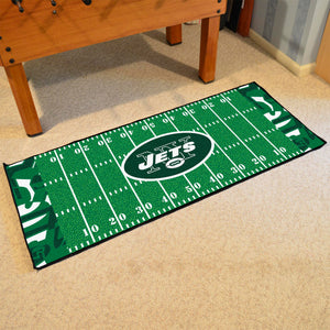 "New York Jets Quick Snap Runner 30""x72"""