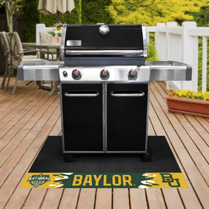 Baylor Bears 2021 NCAA Basketball National Championship Grill Mat
