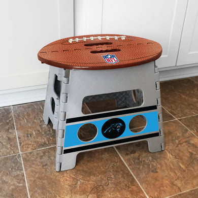 Carolina Panthers Folding Step Stool