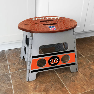 Cincinnati Bengals Folding Step Stool