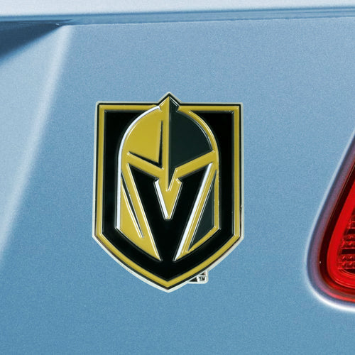 Vegas Golden Knights Color Auto Emblem