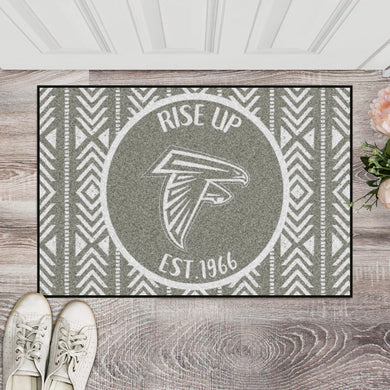 Atlanta Falcons Southern Style Door Mat