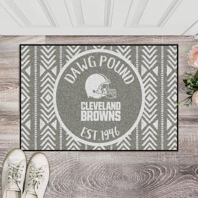 Cleveland Browns Southern Style Door Mat