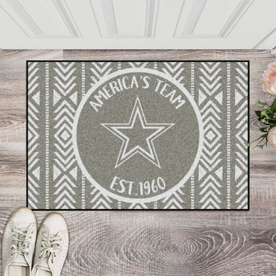 Dallas Cowboys Southern Style Door Mat