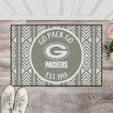 Green Bay Packers Southern Style Door Mat