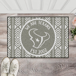 Houston Texans Southern Style Door Mat
