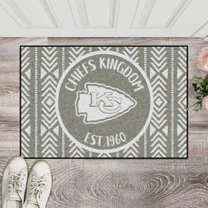 Kansas City Chiefs Southern Style Door Mat