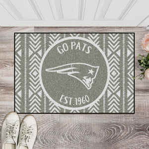 New England Patriots Southern Style Door Mat