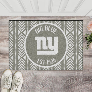 New York Giants Southern Style Door Mat