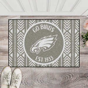 Philadelphia Eagles Southern Style Door Mat