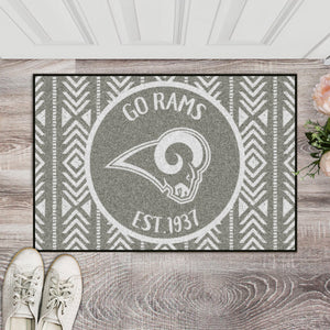 Los Angeles Rams Southern Style Door Mat