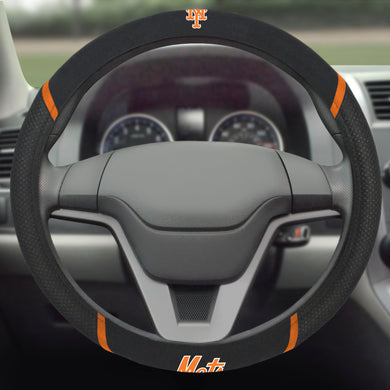 New York Mets Steering Wheel Cover