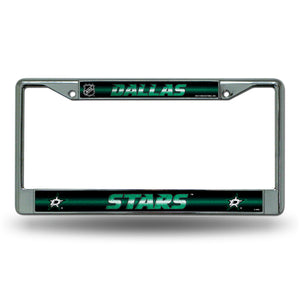 Dallas Stars Bling License Plate Frame