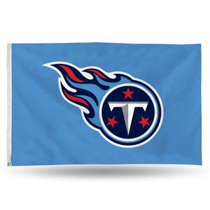 Tennessee Titans Banner Flag - 3'x5'