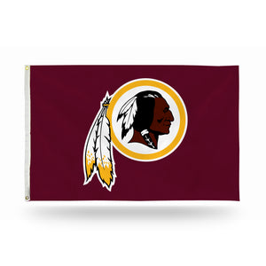 Washington Redskins Banner Flag - 3'x5'