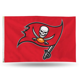Tampa Bay Buccaneers Banner Flag - 3'x5'