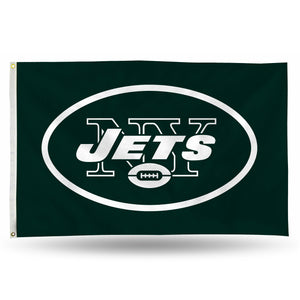 New York Jets Banner Flag - 3'x5'