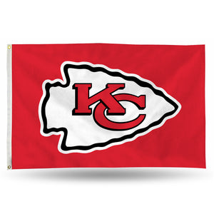 Kansas City Chiefs Banner Flag - 3'x5'