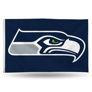 Seattle Seahawks Banner Flag - 3'x5'