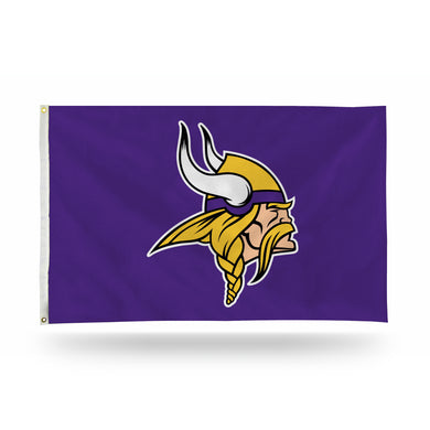 Minnesota Vikings Banner Flag - 3'x5'