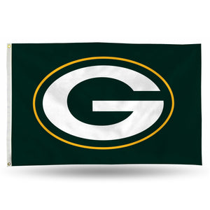 Green Bay Packers Banner Flag - 3'x5'