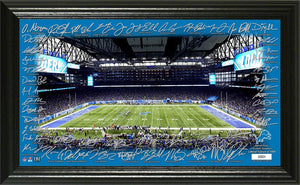 Detroit Lions 2020 Signature Gridiron Collection